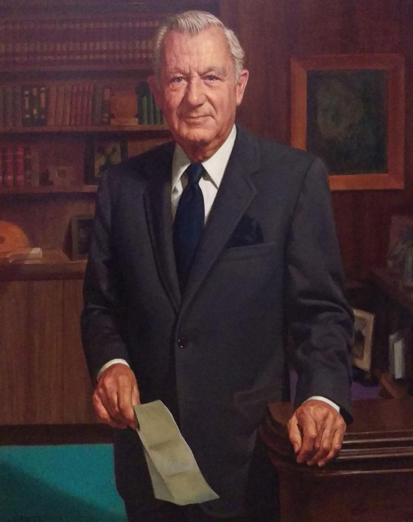 Elbert H. Baker II, Founder of The Baker Foundation